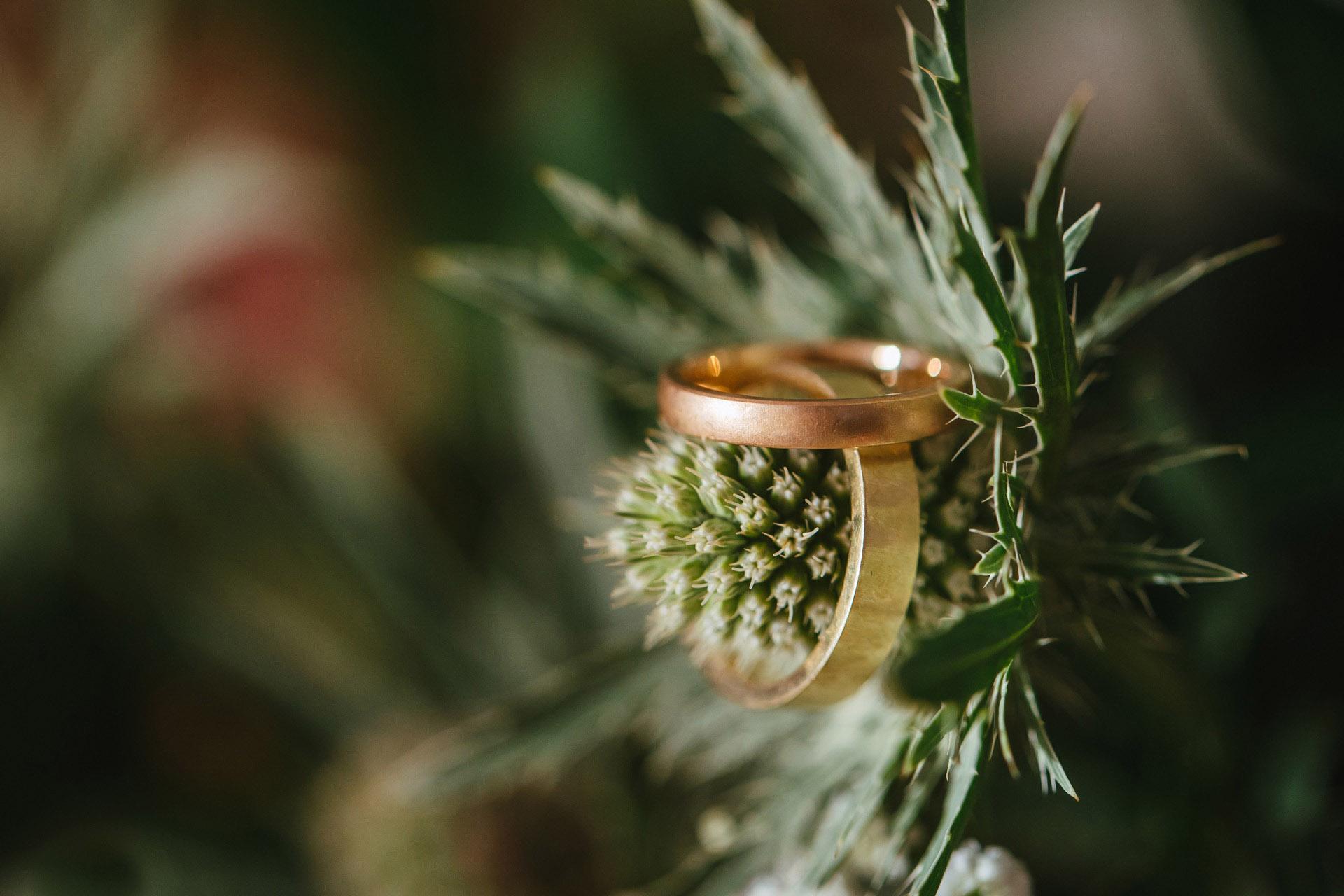 Trauringe und Verlobungsringe in München